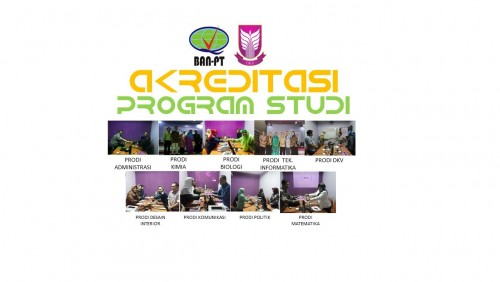 AKREDITASI PROGRAM STUDI  INTERNATIOANAL WOMEN UNIVERISTY_E