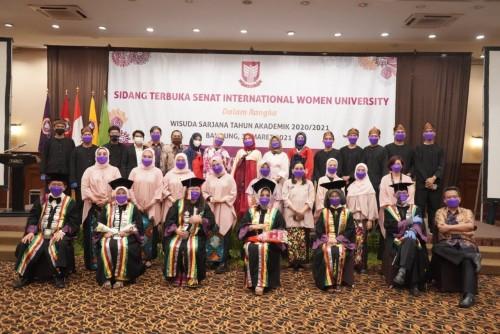 Wisuda Sarjana Ke-IV IWU University 2021_E