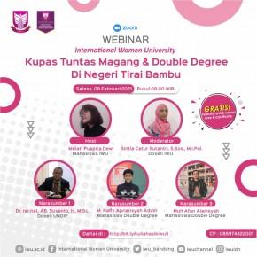Kegiatan Webinar Kupas Tuntas Magang dan Double Degree di Negeri Tirai Bambu_E